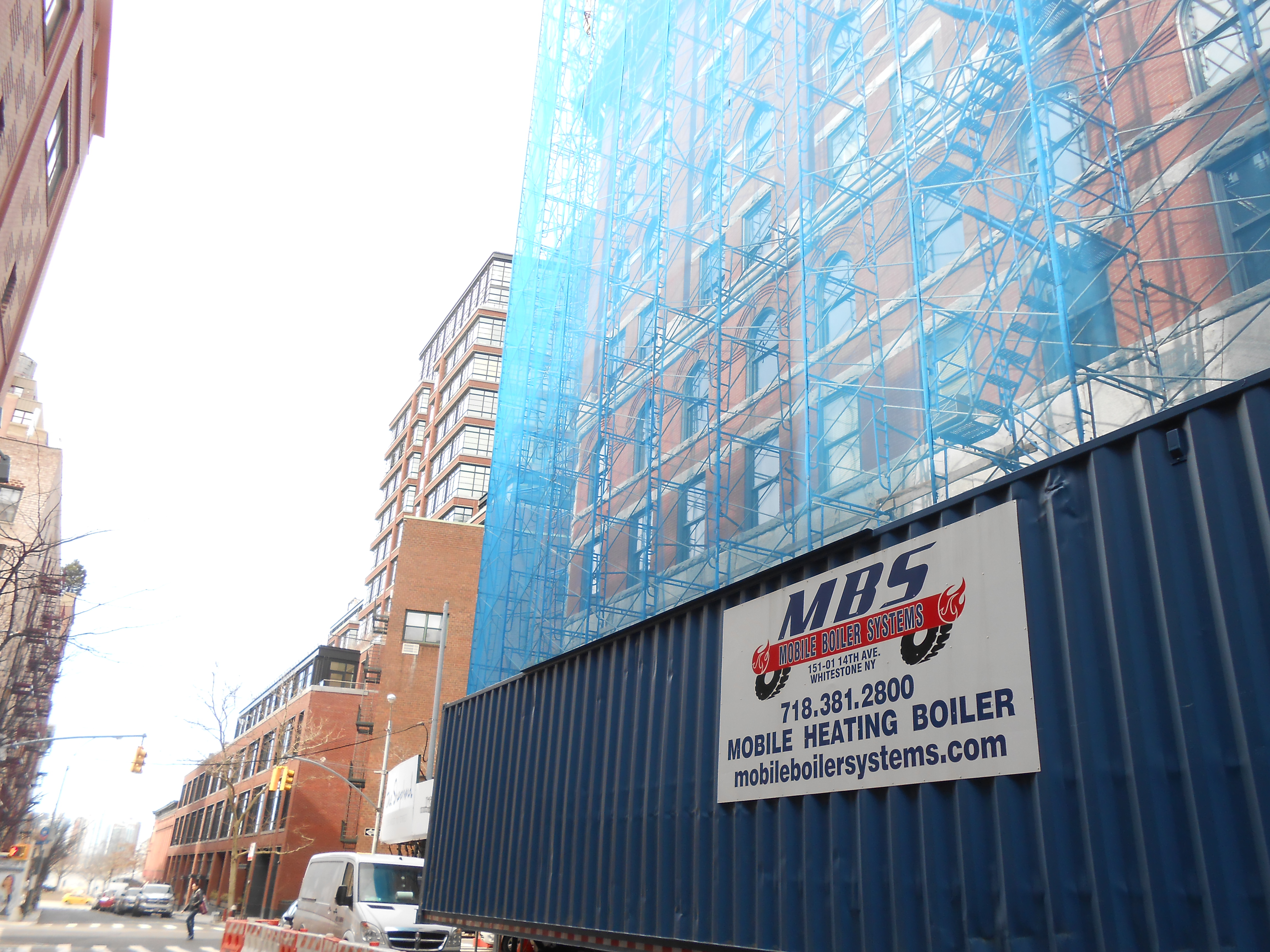 Reliable boiler rental NYC metro