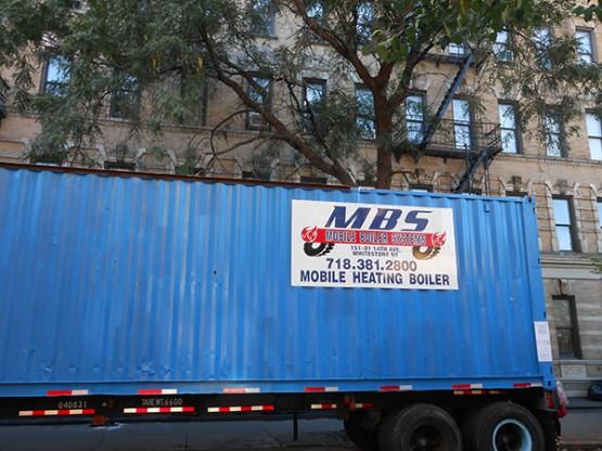 mobile boiler rental