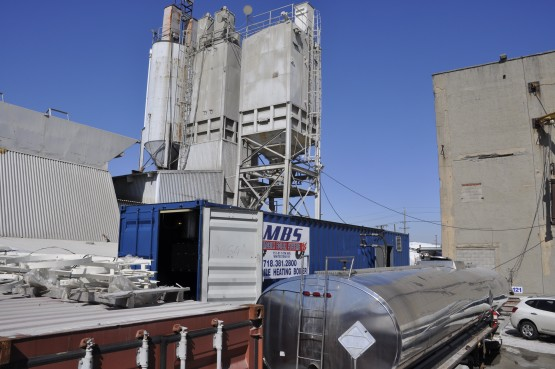 Commercial Boiler Rental